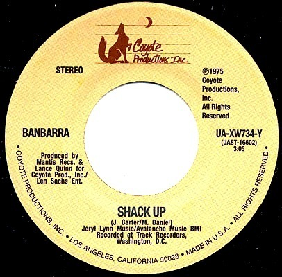 Banbarra & Blackbuster - Shake Up