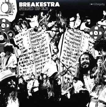 Breakestra - Stand Up E.P.