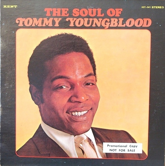 Tommy Youngblood - Tobacco Road