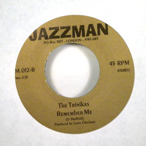 The Trinikas - Remember Me