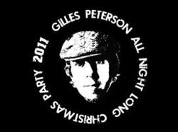 Gilles Peterson vous offre son Christmas mix