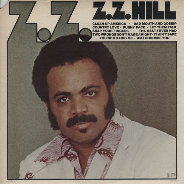 Z.Z. Hill - It Ain't Safe