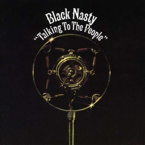 Black Nasty - Getting Funky Round Here