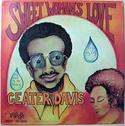 Geater Davis - I Can Hold My Own