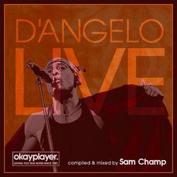 Un mixtape de lives de D'Angelo à télécharger