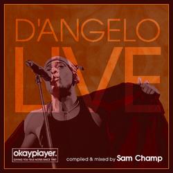 Un mixtape de lives de D'Angelo à télécharger
