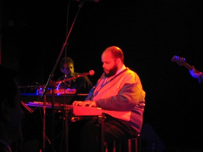 Ed Motta en concert à Paris - Mercredi 7 juin 2006