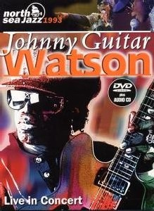 Johnny 'Guitar' Watson at the North Sea Jazz Festival 1993
