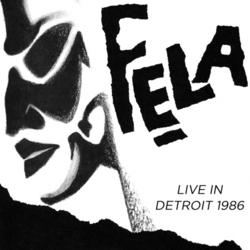 Un extrait d'un nouveau live de Fela