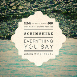 Scrimshire feat. Heidi Vogel - Everything You Say EP