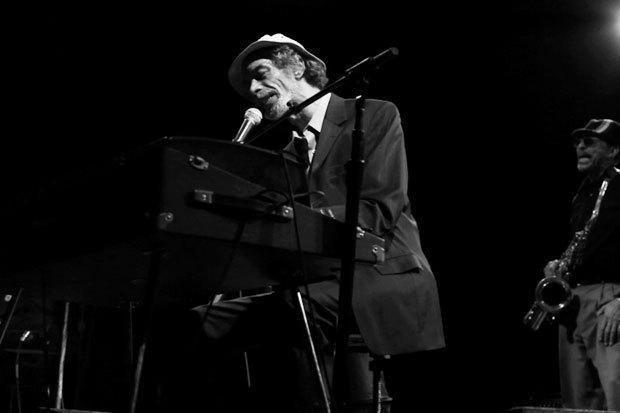 Des extraits d'un des derniers concerts de Gil Scott-Heron
