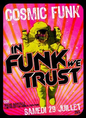 In Funk we Trust - Cosmic Funk
