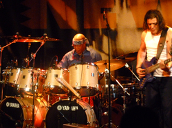 Billy Cobham : leçon de batterie au New Morning