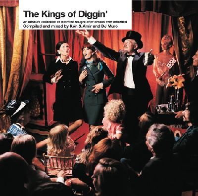 The Kings of Diggin' - Kon & Amir and DJ Muro