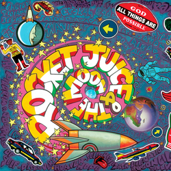 Rocket Juice & The Moon (Damon Albarn / Tony Allen / Flea feat. Erykah Badu, Fatoumata Diawara & guests) - Rocket Juice & The Moon