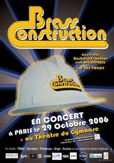 Brass Construction de retour en France