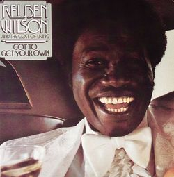 Reuben Wilson & The Cost Of Living – Tight Money