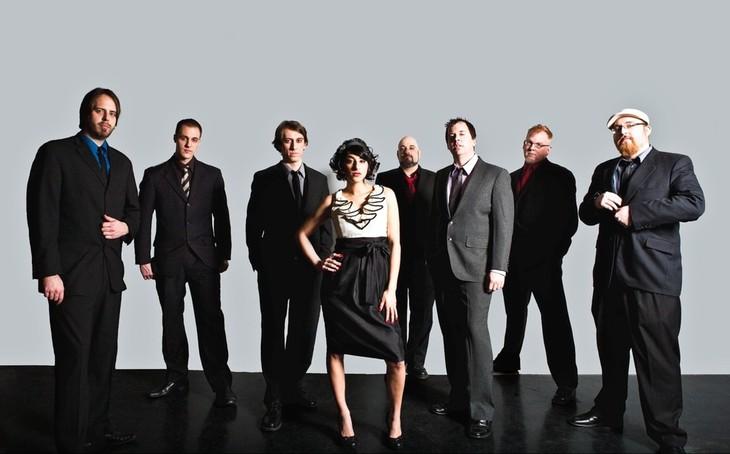 Un titre du nouvel album de Ruby Velle & The Soulphonics