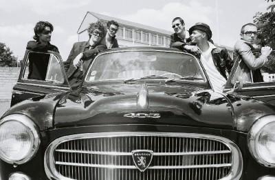 Capitaine Dobey - Paris - Funk/Rock