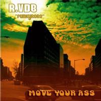 R.vdB  Funkyroro - Bordeaux/La Haye - Funk