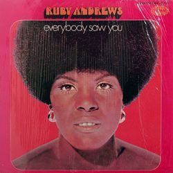 Ruby Andrews - Casanova 70