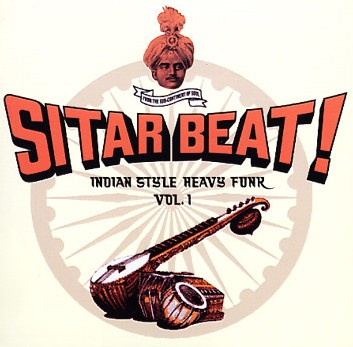 Sitar Beat ! Indian style heavy funk vol.1