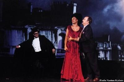 Théâtre : 'Fantômas Revient', une pièce en musique funk&soul