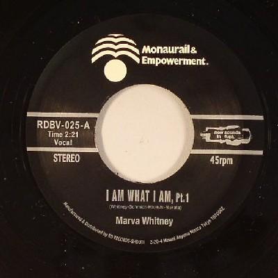 Marva Whitney feat. Osaka Monaurail