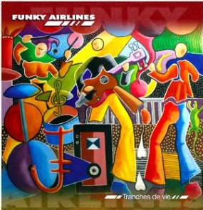 Funky Airlines - Rouen - Funk/Soul