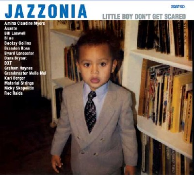 Jazzonia - Little Boy don't get scared