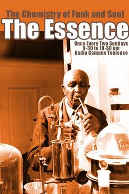Emission Funk & Soul sur Radio Campus Toulouse par Nico (Wegofunk)