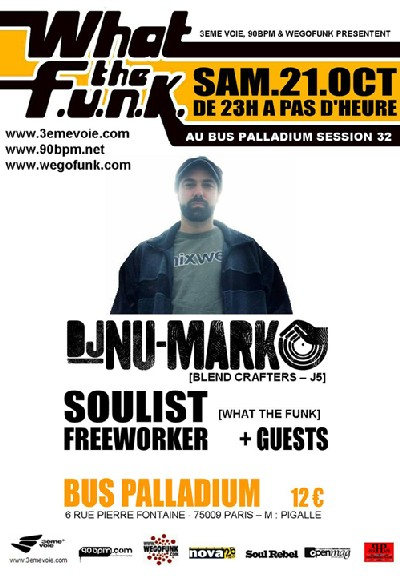 What the Funk #32 - Dj Numark