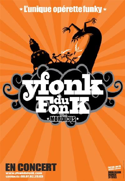 Yfonkdufonk - Rennes - Funk