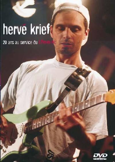 Hervé Krief - 20 ans au service du groupe