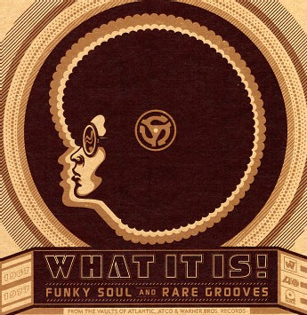 What it is ? Funky Soul & Rare Grooves From The Vaults Of Atlantic, Atco & Warner Bros Records 1967 to 1977