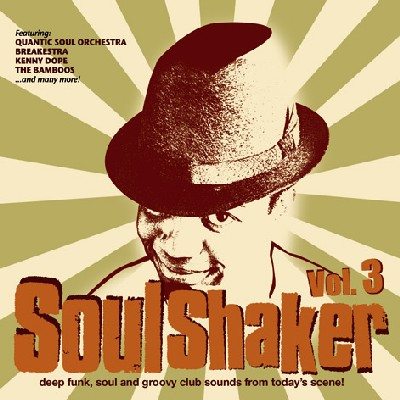 Soulshakers Vol 3
