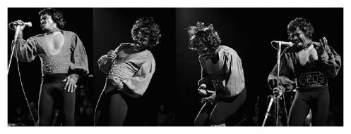 James Brown, Zaire 1974 – Zaire 1974 Lynn Goldsmith