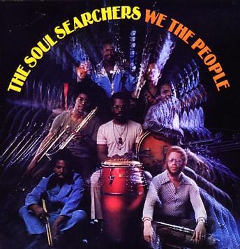 Rééditions des Soul Searchers