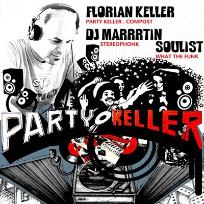 What the Funk #38 - Florian Keller