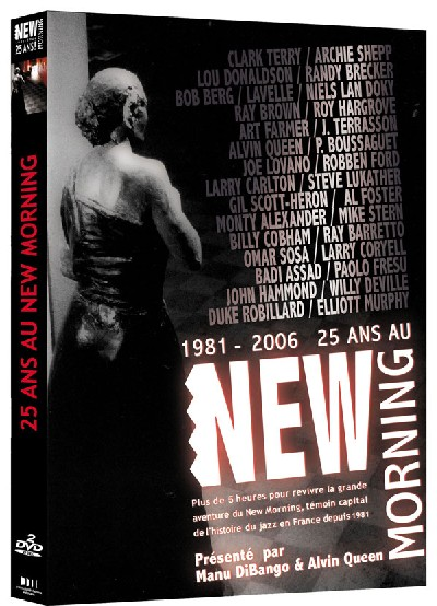 25 ans au New Morning