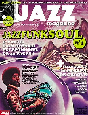 Jazzmag spécial Jazz funk & Soul Part 1