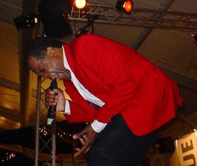 Concert hommage à Otis Redding à Valbonne
