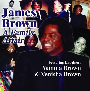 James Brown - A Family Affair