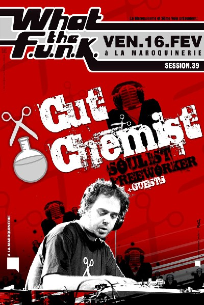 What The Funk #39 - Cut Chemist