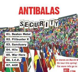 Pré écoute du prochain album d'Antibalas