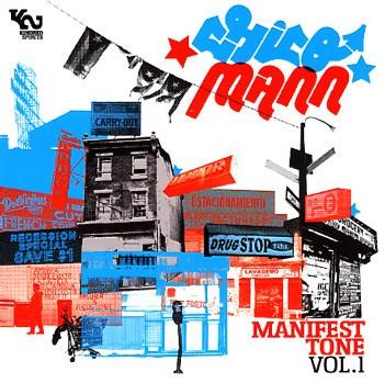 Chico Mann - Manifesto Tone Vol 1