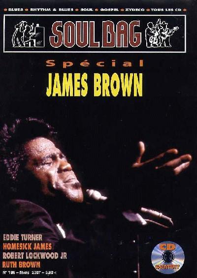 Soulbag - Numéro spécial James Brown