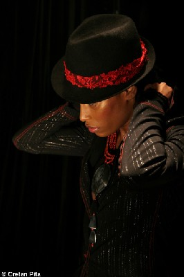 Interview - Sandra Nkake