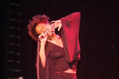 Flore sparfel - Festival Jazz Enghien les Bains (Juillet 2006)