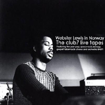 Webster Lewis -  Live At Club 7 (Norvège) 1971